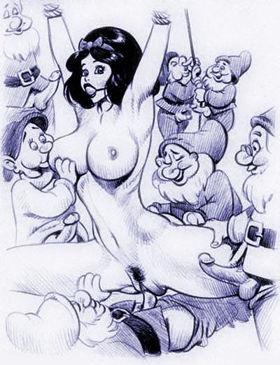рисованное порно мульт картинки