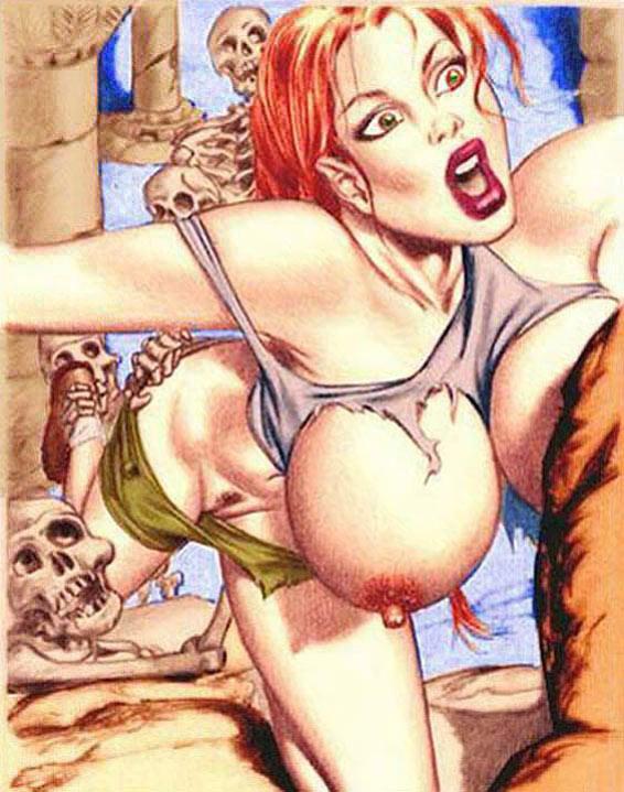 рисованные рисунки порно